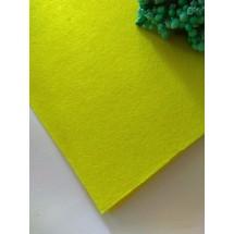 УЦЕНКА Фетр средней жесткости 1 мм (20*30 см), цена за лист