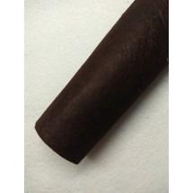 Фетр средней жесткости 1 мм (20*30 см) цв. темно-коричневый, цена за лист