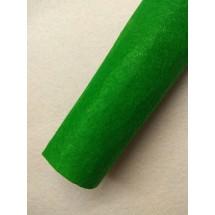 Фетр средней жесткости 1 мм (20*30 см) цв. ярко-зеленый, цена за лист