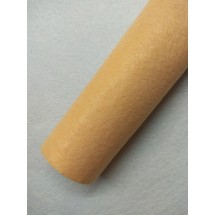 Фетр средней жесткости 1 мм (20*30 см) цв. светло-персиковый, цена за лист