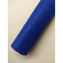 Фетр средней жесткости 1 мм (20*30 см) цв. синий,  цена за лист