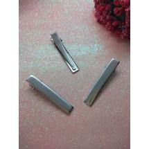 Заколка-основа 4,5 см, цена за 1 шт