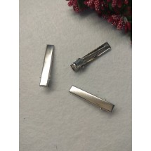 Заколка-основа 4 см, цена за 1 шт