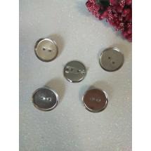 Платформа(2,5 см)+иголка (металл), цена за 1 шт