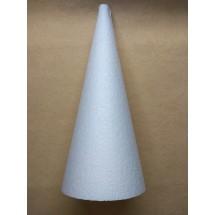 Пенопластовый конус 30*12 см , цена за 1 шт