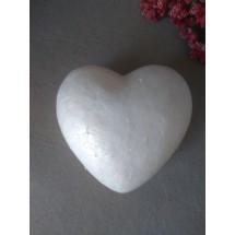 Сердце из пенопласта 100мм , цена за 1 шт