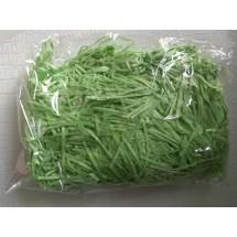 Бумажный наполнитель (цв. зеленый) тишью, цена за 50 гр