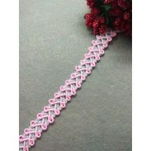 Тесьма декоративная 12 мм, цена за 1 м