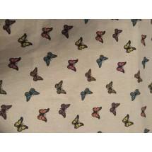 Ткань для рукоделия льняная 50*50 см, цена за отрез