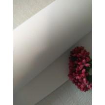 Фоамиран 2 мм 50*50 см (цв. белый), цена за лист