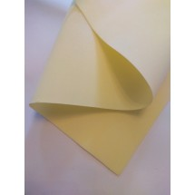 Фоамиран зефирный 1мм (цв. св.лимонный), цена за лист