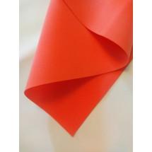 Фоамиран зефирный 1мм (цв.алый/коралловый), цена за лист