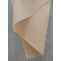 Фоамиран зефирный 1мм (цв.ванильный), цена за лист