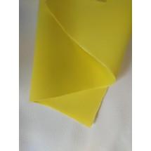 УЦЕНКА Фоамиран зефирный 1мм (цв.лимонный), цена за лист