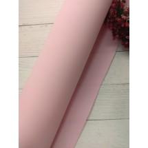 Фоамиран зефирный 1мм (цв. св.-розовый), цена за лист