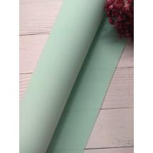 Фоамиран зефирный 1мм (цв. мятный), цена за лист