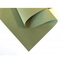 УЦЕНКА Фоамиран иранский 1мм цв. олива 35*60 СМ, цена за лист