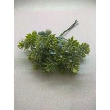 Декоративные веточки в пучках (6 шт), цена за пучок