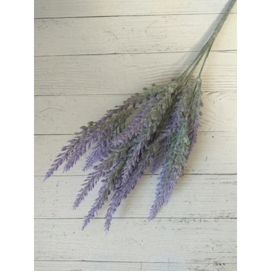 Лаванда букет 38см цв. сиреневый, цена за 1 шт