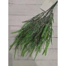 Лаванда, букет 37 см, цв. зеленый, цена за 1 шт